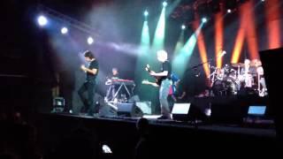 Концерт The Doors в Киеве. 2012 год.(Ray Manzarek and Robby Krieger of The Doors., 2012-06-30T09:51:06.000Z)