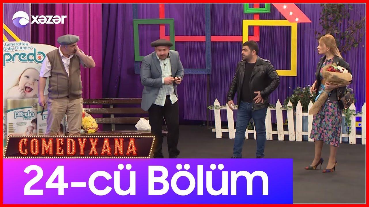 Comedyxana 24-cü Bölüm 28.03.2020