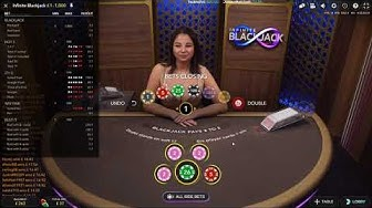 P5 Black Jack Infinite / Double or Nothing Live Casino