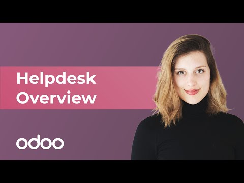 Helpdesk Overview | Odoo Helpdesk