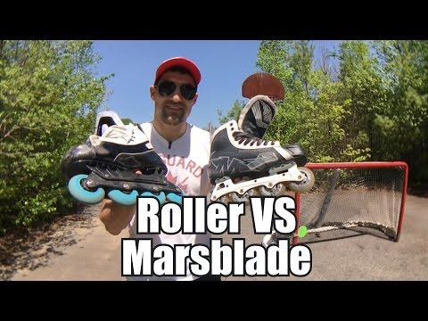 Rollerblades VS Marsblade Frames