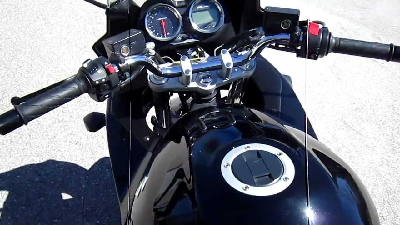 2008 Suzuki Bandit 1250 - YouTube