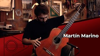 Ascenso al portal - MARTÍN MARINO