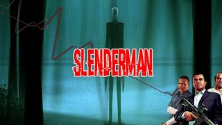 GTA 5 - Misteri Slenderman