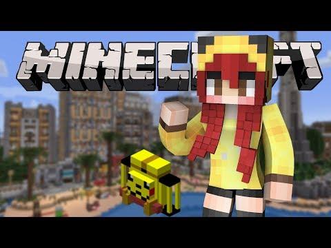 INDO MORAR COM OS YOUTUBERS! ♥ω♥   Minecraft LENDÁRIO #3