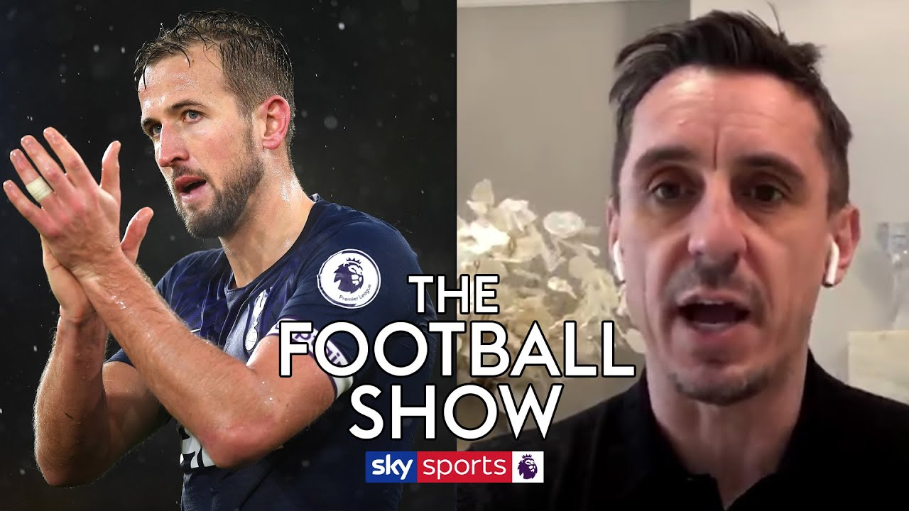 Has Harry Kane 'deliberately' left the door open to leave Tottenham?   The Football Show