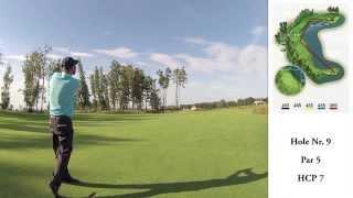 Robert Baumgartner & Golf at Penati Golf Resort - Heritage Course