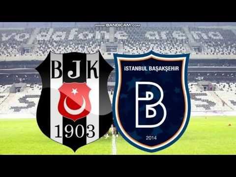 Beşiktaş Başakşehir maç özeti