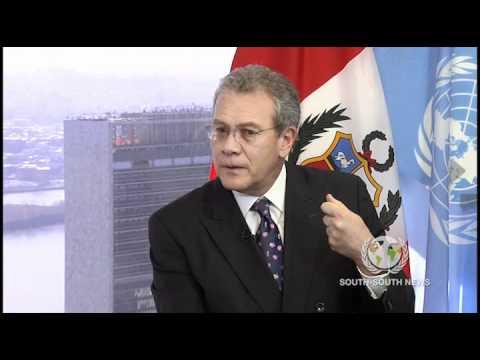 Interview Gonzalo Gutierrez Reinel UN Ambassador of Peru