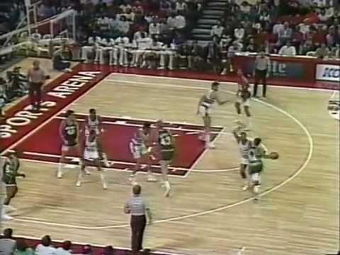 January 21, 1989 Bucks @ Nuggets