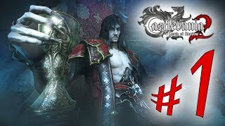 Castlevania Lords of Shadow 2 - Parte 1: EU SUNT DRACUL!!!! [ Playthrough Legendado em PT-BR ]