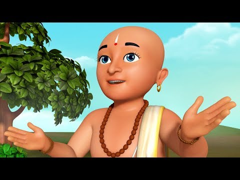 The Clever Tenali