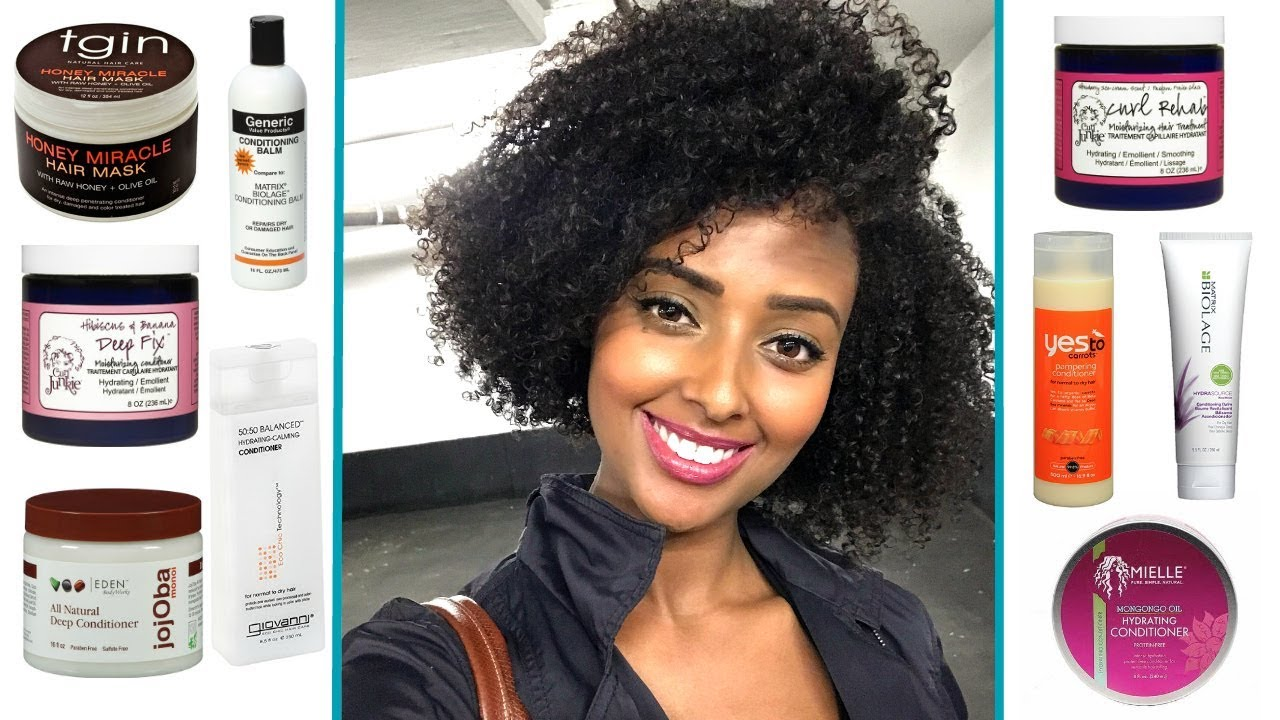 Best Rinse Out Deep Conditioners For Low Porosity And Protein