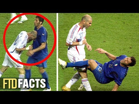 10 Most Shocking Moments In FIFA World Cup History