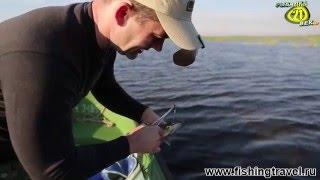 Рыболов - эксперт. Вращающиеся блёсны