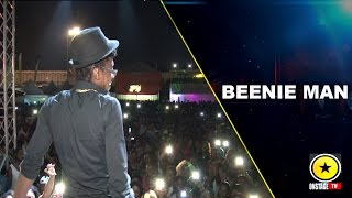 Beenie Man Shell Footloose In Kingston