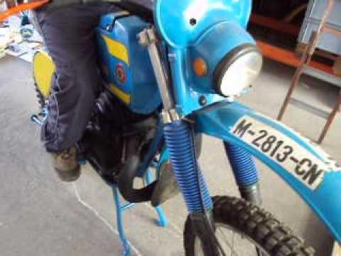bultaco frontera mk cc documentada