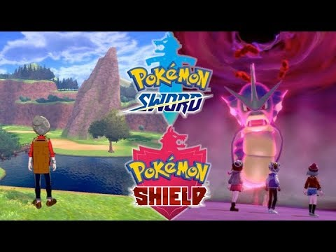 Have Pokemon Sword Shield S Graphics Been Dynamaxed Tech