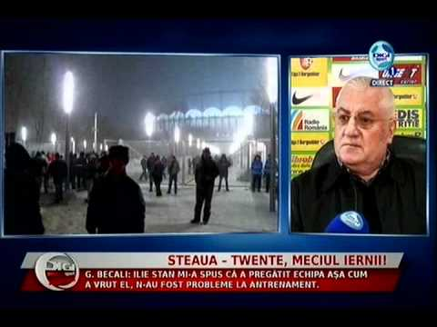 Steaua - Dinamo 3-1 ~ Meci Intreg ~ 4 Noiembrie 2012 from YouTube · Duration:  2 hours 21 minutes 54 seconds