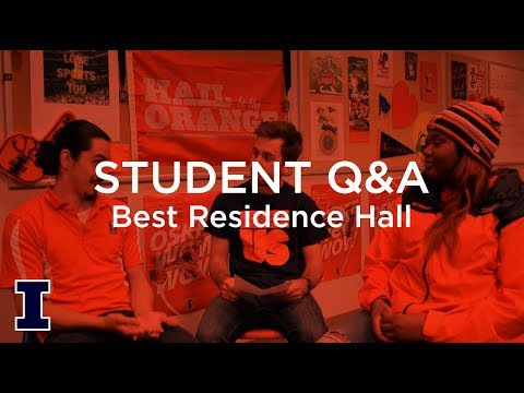 Student Q&A: Best Residence Hall