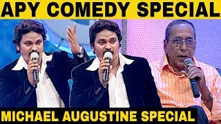 Michael Augustin Comedy collection | Episode 2 | Solo Performance | Asatha Povathu Yaru