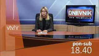 Vtv dnevnik najava 29. prosinca 2018.