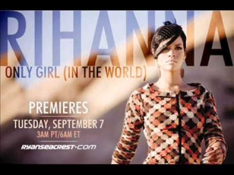 Rihanna - Only Girl (In The World) - Extended Club Remix