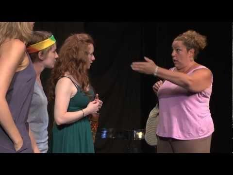 Naked in a Fishbowl: Marcia DeBonis Nixes Pretty Bridesmaids