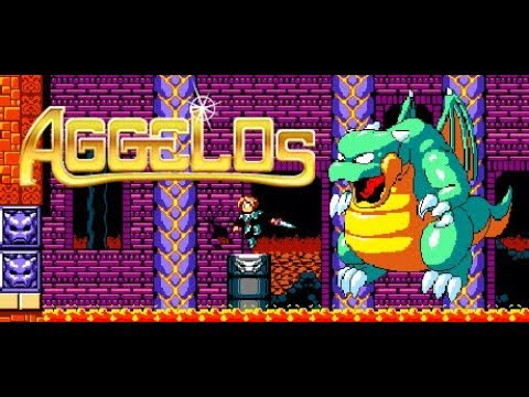 Aggelos - My First 10 mins into the game  