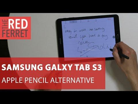 Samsung Galaxy Tab S3 | iPad Pro Pencil alternative! [REVIEW]