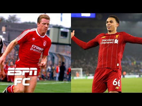 Better player for Liverpool: Steve Nicol or Trent Alexander-Arnold? | Extra Time