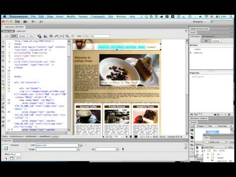 How To Create Your Other HTML Pages (once index.html is complete)
