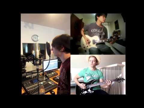 Escape The Fate - You're Insane [Vocal + Guitar Cover]