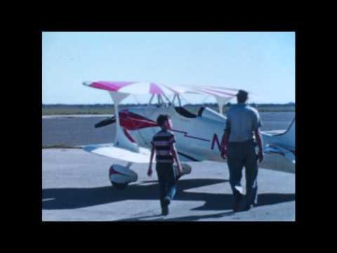 Meyer LittleToot biplane 1957