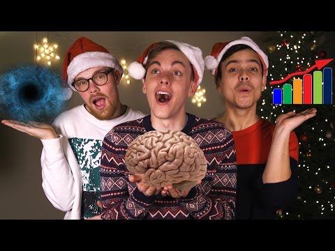 Download Youtube: Science Christmas Carols ft. Jon Cozart