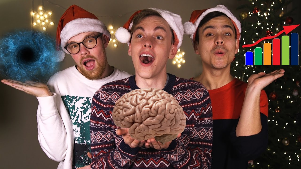 Science Christmas Carols ft. Jon Cozart - YouTube