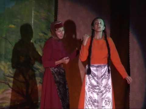 Опера АНУШ в исполнении Муниципального ансамбля донских армян АНИ