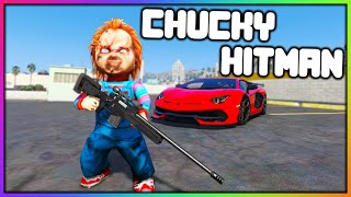 GTA 5 Roleplay - CHUCKY HITMAN JOB | RedlineRP