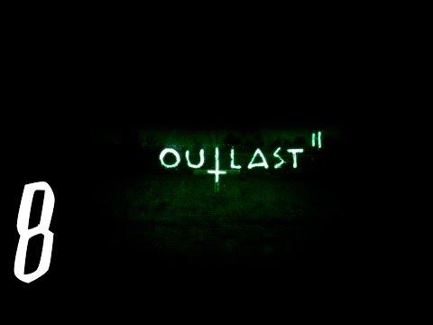 Outlast 2 . Прохождение. Часть 8 (Ужасы в школе)