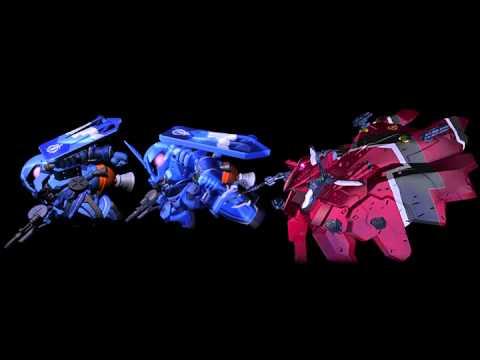 SD Gundam G Generation World - Mobile Suit IGLOO Theme