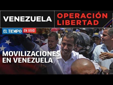 Oposición sale a las calles contra Maduro | EL TIEMPO