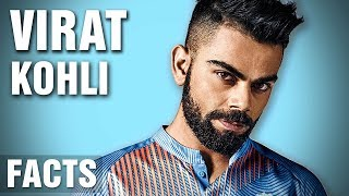 10+ Incredible Facts About Virat Kohli