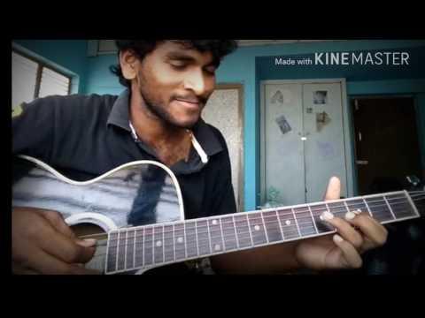 Theme of Katamarayudu covered by guitar