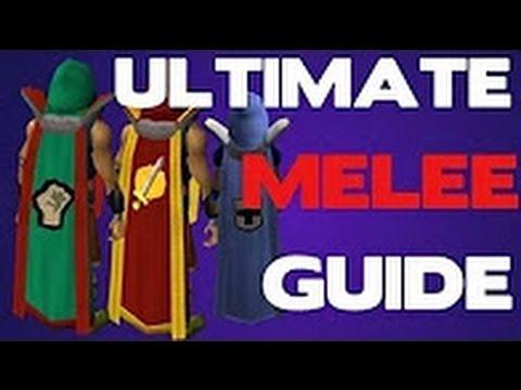 OSRS 1-99 Melee Combat Guide 2016