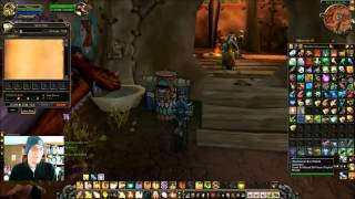 World of Warcraft How to Mail Account Bound Items Across Realms