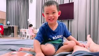 Ngày Cuối Tuần Của Siêu Quậy Mio | Gia Đình Lý Hải Minh Hà