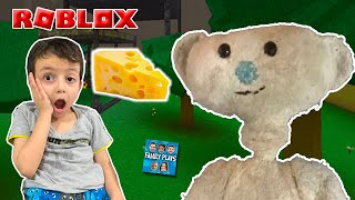 Fleeing the evil bear #3 (ROBLOX BEAR BETA)