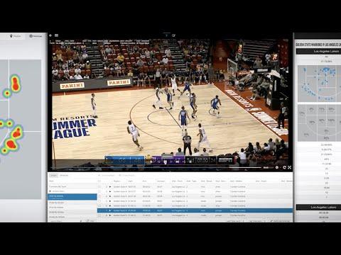 Pixellot - Automatische Sportproduktion mit Analysierungssoftware VidSwap