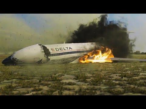 Killer Distraction - Boeing 727 Crash - Delta Air Lines Flight 1141