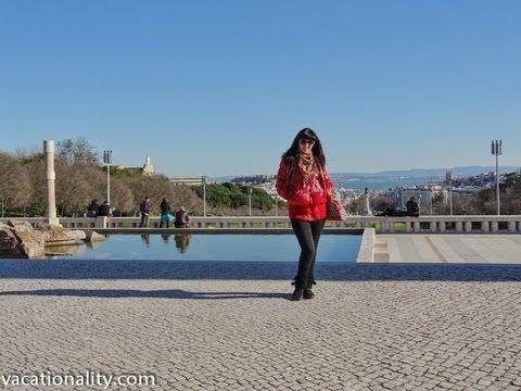 Португалия. Где отдохнуть в Лиссабоне? Парк Эдуарду VII.